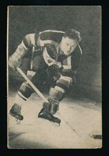 1952-53 St Lawrence Sales (QSHL) #72 BUTCH STAHAN (Ottawa) -Canadiens