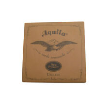 Le corde Ukulele-AQUILA-Nylgut-CONCERTO - basso G TUNING - 8u-Suono di qualità superiore
