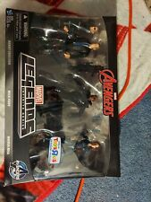 Marvel Legends Infinite Series 3 Pack Coulson Hill Fury Tru Exclusive