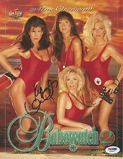 Kylie Ireland Signed 8x10 Photo PSA/DNA COA Babewatch 2 Promo Poster Autograph
