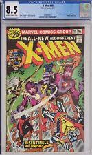 X-MEN #98 CGC 8.5
