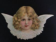 Antique Victorian Scrap Angel