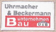Uhrmacher & Beckermann Patch