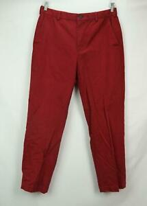 Brooks Brothers Clark Men's Chino Pants Red Size 35/32