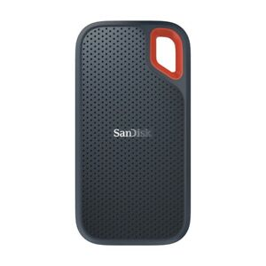 SanDisk Extreme Portable SSD 500GB USB-C (Externe SSD 2.5 Zoll, bis zu 550 MB/s)