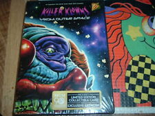 Killer Klowns From Outer Space DVD NEW Grant Cramer + special collector card ART