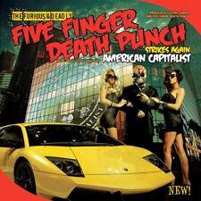 Five Finger Death Punch - American Capitalist (NEW DELUXE CD ALBUM)