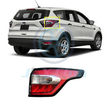 Passenger Outer Side Tail Light Brake Lamp For Ford Escape Kuga 2017 2018 2019