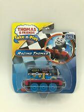 Thomas And Friends Special Edition Racing Thomas Take-n-Play Train Engine Car