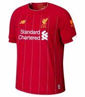 New Balance Liverpool FC LFC Heimtrikot 2019 2020 Home Trikot Herren rot