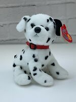 TY Beanie Babies 2.0 Collection Retired Hydrant Dalmatian Dog Sep.10,2008