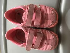Baby Infant Girl Adidas Pink Trainers 4K