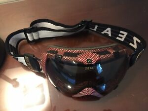 Zeal Optics Eclipse SPP Photo Polarized No-Fog Snow Goggles