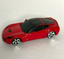Maisto 2014 Corvette Stingray  Red 1:64 Scale Diecast Loose