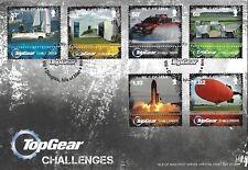 I o M 2011 Top Gear desafíos FDC