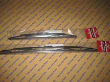 Toyota Corolla Scion TC Front Windshield Wiper Blade Set of 2 Genuine OEM New