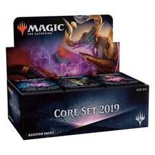 MTG CORE SET 2019 * Core Set 2019 Booster Box