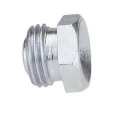 M10 x 1,0 [100 pezzi] DIN 3405 d1 imbuto lubrificazione capezzoli ACCIAIO ZINCATO