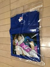 Supreme NYC Toshio Maeda Overfiend Date Tee Royal Blue XL