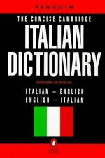 The Concise Cambridge Italian Dictionary (Reference) (Italian Edition) Reynolds