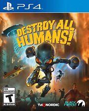 Destroy All Humans! - Playstation 4 07