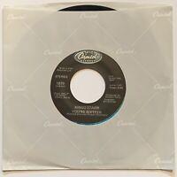 "Ringo Starr DEALER STOCK (NM) ""You're Sixteen"" 1983 Capitol Black Label b/w ""DW"""