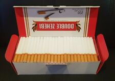 CLEARANCE 800 RED KING SIZE ROLLO TUBES Cigarette Tobacco Rolling Filter Ventti