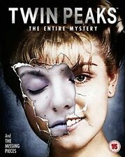 Twin Peaks The Entire Mystery Series Complete 10 Blu-ray R2