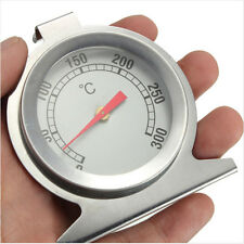 New Stainless Steel Temperature Oven Thermometer Gauge Kitchen Food Meat Dial 1X
