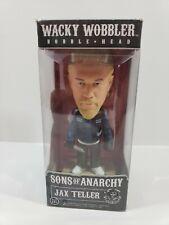 Funko Sons Of Anarchy Jax Teller Wacky Wobbler Bobble Head