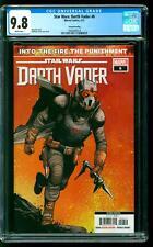 Star Wars Darth Vader 6 CGC 9.8 NM/MINT 1st App Ochi Sith Assassin 2nd Print