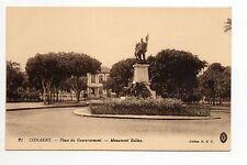AFRIQUE FRANCAISE colonie française GUINEE FRANCAISE CONAKRY place gouvernement