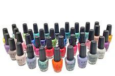 OPI Nail Lacquer Polish / Base / Top - 15ml / 0.5oz CHOOSE 240+ Colors AUTHENTIC