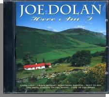 Joe Dolan - Here Am I - New 17 Song Country, Irish Music CD!
