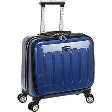 Rockland Revolution Rolling Computer Case, Blue, One Size