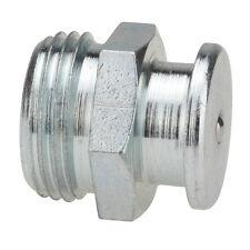 M16 x 1,5 [100 pezzi] DIN 3404 ø16mm piatto lubrificazione capezzoli ACCIAIO ZINCATO