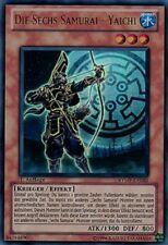 Die Sechs Samurai - Yaichi RYMP-DE088 Ultra Rare!