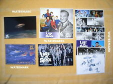 Lost In Space 1998 & 2010 Postcard Book & Loose Postcards Brand New !