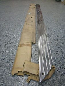 1958 CHEVY CHEVROLET IMPALA AND BELAIR ROCKER PANEL MOLDING LEFT NOS ACCESSORIE
