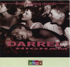 DARREL HIGHAM Sweet Georgia Brown Sessions CD - Rockabilly NEW Imelda May