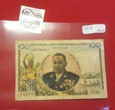 AFRIQUE EQUATORIALE CAMEROUN - BILLET DE 100 FRANCS  - REF33118