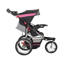 New Girl's Single Baby Stroller Infant Carriage Jogger Strollers Travel Walk