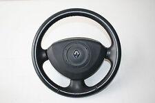 Lenkrad Leder dunkelgrau Renault Laguna II 1.8 16V 2003