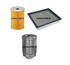 Pour chrysler grand voyager 2.8TD 11 service pièces kit huile air filtre à carburant crd
