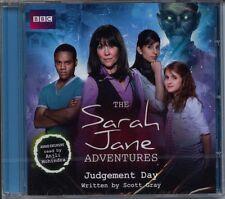 The Sarah Jane Adventures Judgement Day Audio CD MINT SJA Elisabeth Sladen
