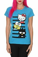 LARGE L HELLO KITTY T-SHIRT JAPANESE CARTOON SANRIO FIGURES PLAYSET TOYS FIGURES