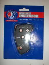 Baseball Umpire'S Indicatior High Impact Plastic 4 Way Click Stop New In Package
