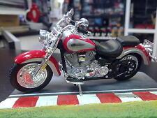 Yamaha Road Star 1:18 rood / zilver