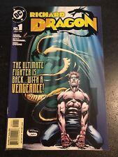 Richard Dragon#1 Awesome Condition 8.0(2004) McDaniel Art!!