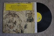 Anton Bruckner Eugen Jochum Orchestra Record lp original vinyl album